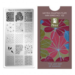 Mini Stamping Plate 102 The...