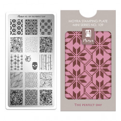 Mini Stamping Plate 109 The...