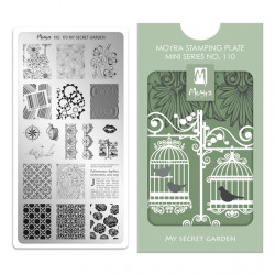 Mini Stamping Plate 110 My...