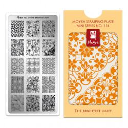 Mini Stamping Plate 114 The...