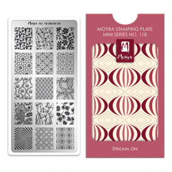 Mini Stamping Plate 118...