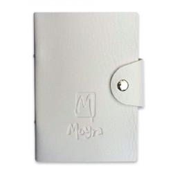 Moyra θήκη για πλακέτες white