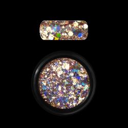 Moyra Holo Glitter Mix 02 Gold