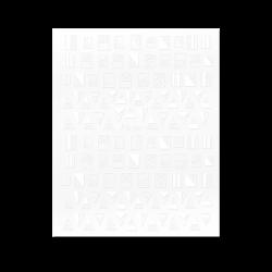 Nail Art Sticker No.01