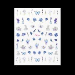 Nail Art Sticker No.16
