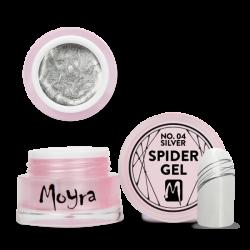 Moyra Spider Gel 04 Silver