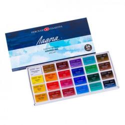 Water Colour LADOGA 24 colours
