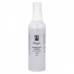Moyra Plate Cleaner clear