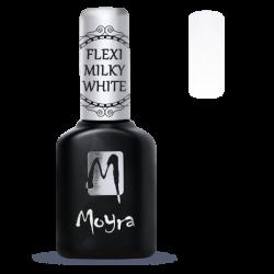 Flexi Milky White