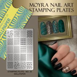 Stamping Plate 35 Wallpaper