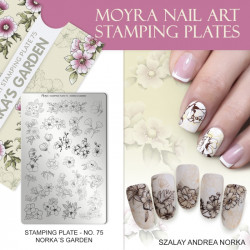 Stamping Plate 75 Norka's...