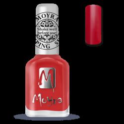 Stamping Polish SP02 Red