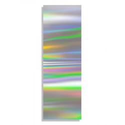 Moyra Easy Foil 04 Holo Silver